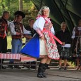 Ružbašské trhy folklóru 2012