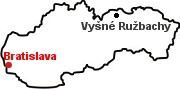 ruzbachy-mapa